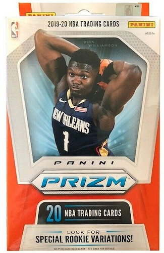 2019-20 Panini Prizm Basketball Variations Guide 1