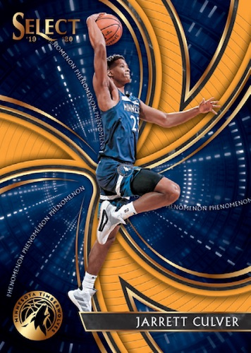 2019-20 Panini Select Basketball Cards - Checklist Added 6
