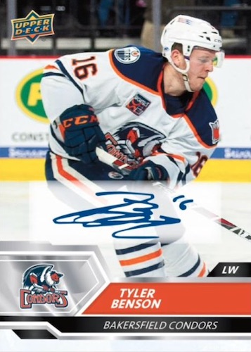 2019-20 Upper Deck AHL Hockey Cards 5