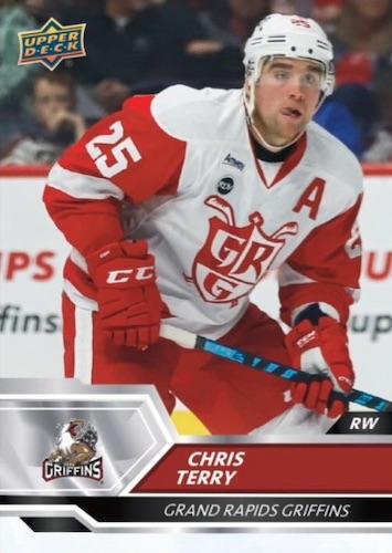 2019-20 Upper Deck AHL Hockey Cards 3