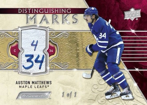 2019-20 Upper Deck Engrained Hockey Cards 6