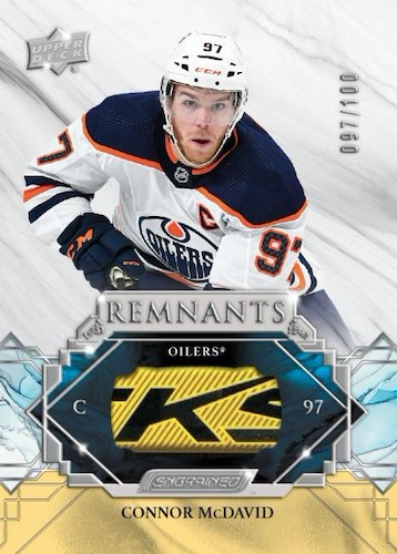 2019-20 Upper Deck Engrained Hockey Cards 3