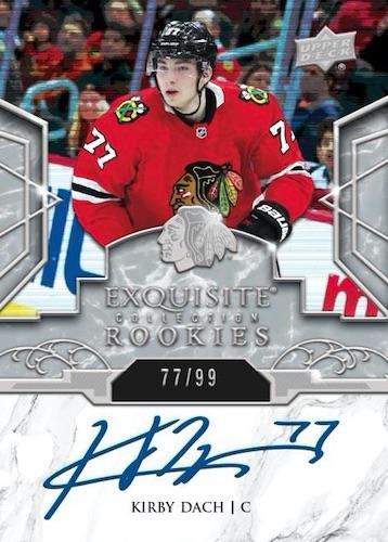 2019-20 Upper Deck Ice Hockey Cards 8