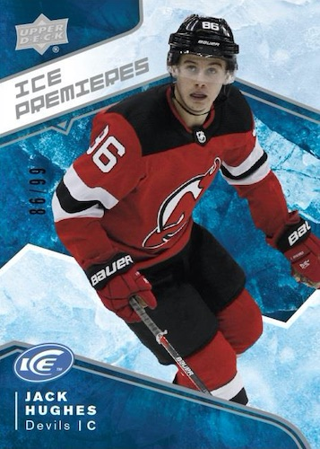2019-20 Upper Deck Ice Hockey Cards 4