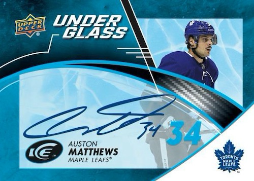 2019-20 Upper Deck Ice Hockey Cards 7