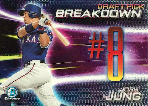2019 Bowman Draft Baseball Cards 4