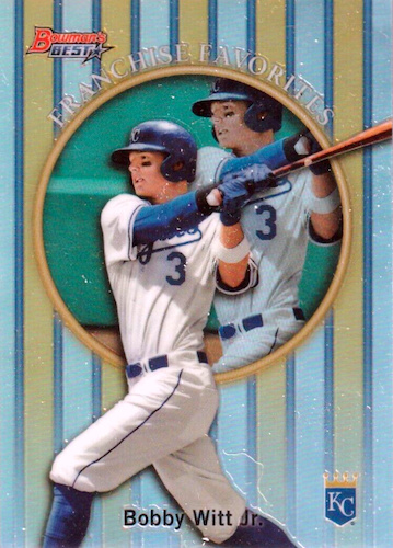 2019 Bowman's Best Baseball Cards 33