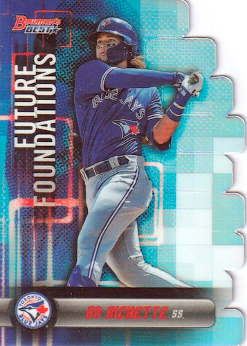 2019 Bowman's Best Baseball Cards 34