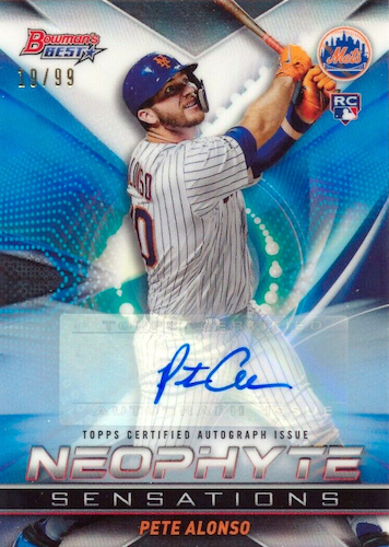 2019 Bowman's Best Baseball Cards 31