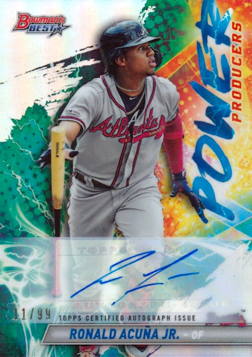 2019 Bowman's Best Baseball Cards 32