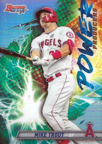 2019 Bowman's Best Baseball Cards 36