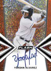 2019 Leaf Flash Baseball Cards 2