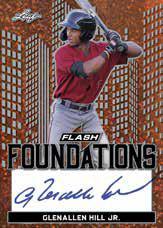2019 Leaf Flash Baseball Cards 7