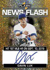 2019 Leaf Flash Baseball Cards 8