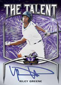 2019 Leaf Valiant Baseball Cards 4