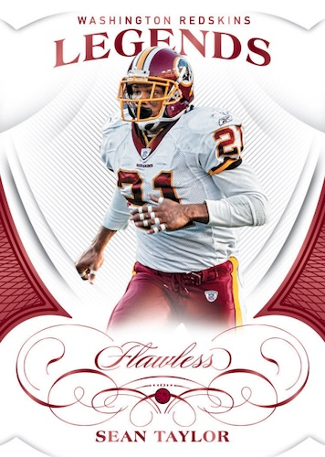 2019 Panini Flawless Football Cards 3