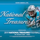 2019 Panini National Treasures Football Cards