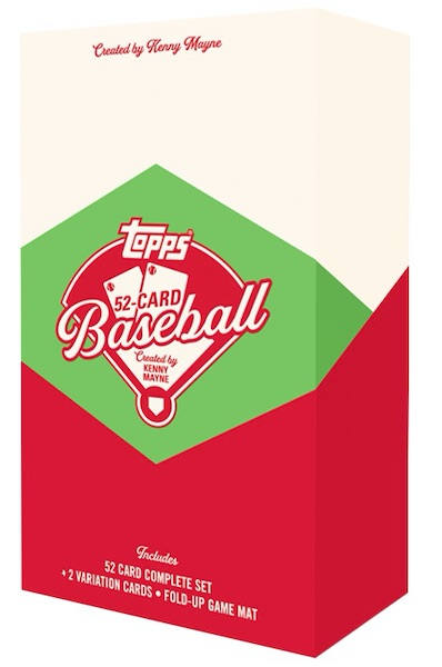2019 Topps 52-Card Baseball Game Cards 4