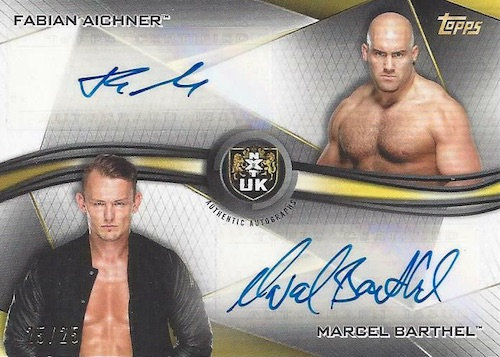 2019 Topps WWE NXT Wrestling Cards 31