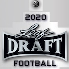 2020 Leaf Draft Football Cards