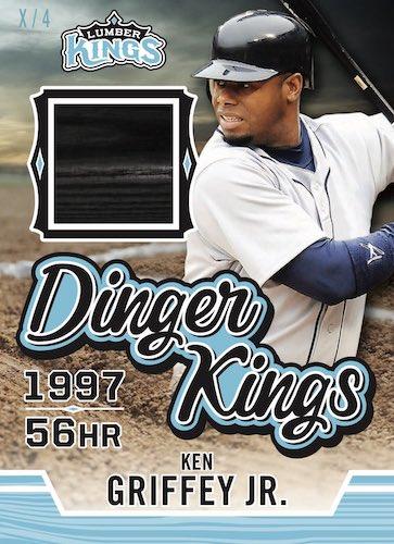 2020 Leaf Lumber Kings Baseball Cards 6
