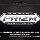 2020 Panini Prizm Draft Picks Football Cards