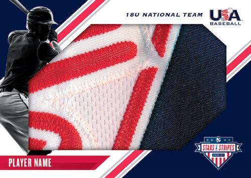 2020 Panini Stars & Stripes USA Baseball Cards 8