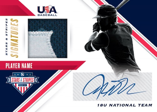 2020 Panini Stars & Stripes USA Baseball Cards 5