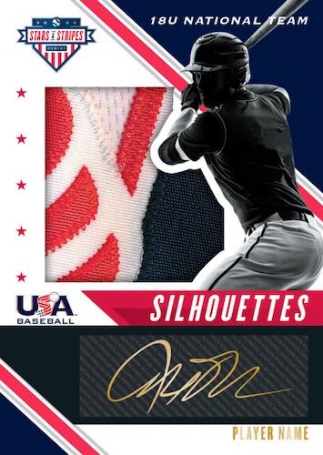 2020 Panini Stars & Stripes USA Baseball Cards 6
