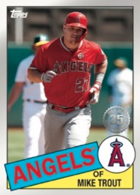 2020 Topps Chrome Baseball Cards - Checklist Added 4