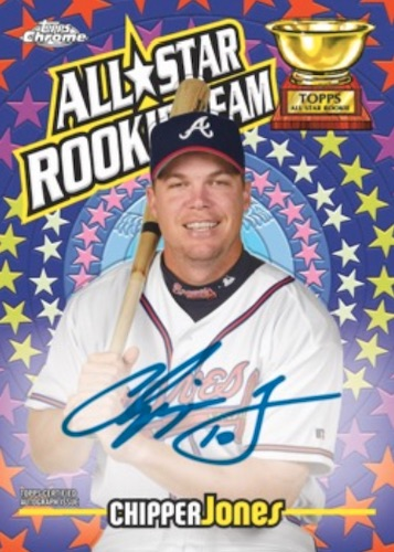 2020 Topps Chrome Baseball Cards - Checklist Added 7