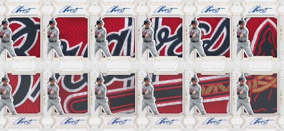2020 Topps Definitive Collection Baseball Cards 8