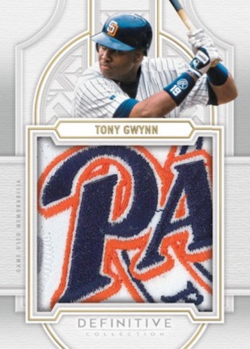 2020 Topps Definitive Collection Baseball Cards 9