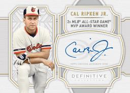 2020 Topps Definitive Collection Baseball Cards 4