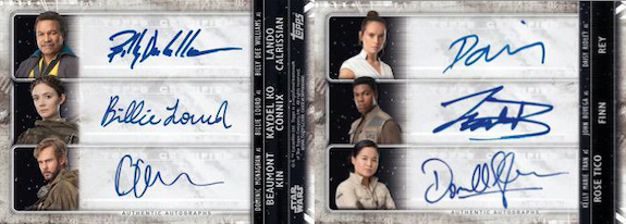 2020 Topps Star Wars The Rise of Skywalker Series 2 Trading Cards 6