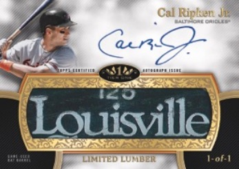 2020 Topps Tier One Baseball Cards - Checklist Added 6