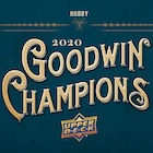 2020 Upper Deck Goodwin Champions Trading Cards