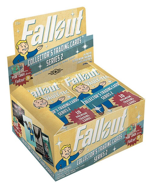 Dynamite Fallout Trading Cards Series 1 and Series 2 4