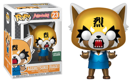 Funko Pop Aggretsuko Vinyl Figures 5