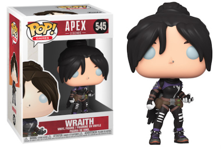 Ultimate Funko Pop Apex Legends Figures Gallery and Checklist 7