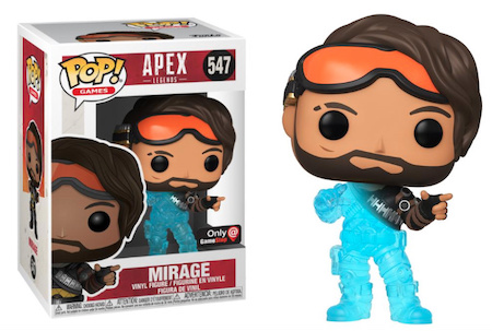 Ultimate Funko Pop Apex Legends Figures Gallery and Checklist 11