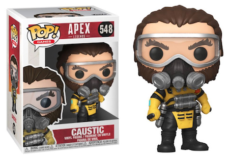 Ultimate Funko Pop Apex Legends Figures Gallery and Checklist 12