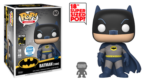 Ultimate Funko Pop Batman Figures Gallery and Checklist 137