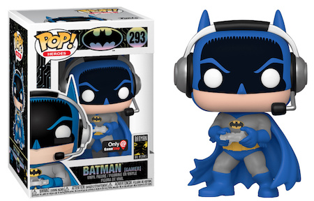 Ultimate Funko Pop Batman Figures Gallery and Checklist 108