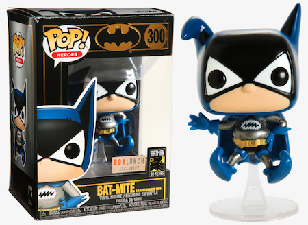 Ultimate Funko Pop Batman Figures Gallery and Checklist 111