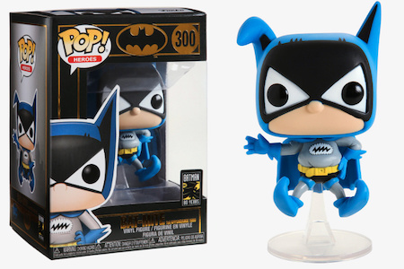 Ultimate Funko Pop Batman Figures Gallery and Checklist 110
