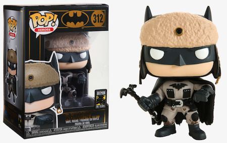Ultimate Funko Pop Batman Figures Gallery and Checklist 112