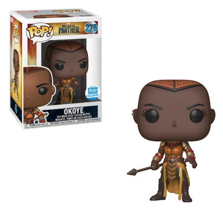 Funko Pop Black Panther Movie Figures 7