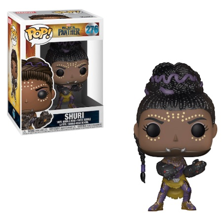 Funko Pop Black Panther Movie Figures 8