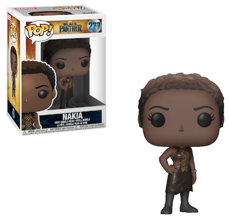 Funko Pop Black Panther Movie Figures 9